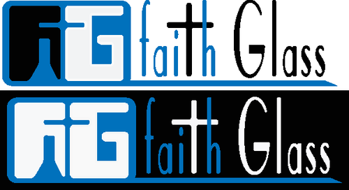 Faith Glass (a cross fro the t) A Logo, Monogram, or Icon  Draft # 134 by Ronleeperry