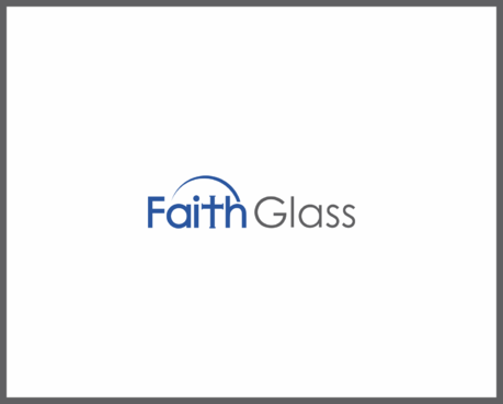 Faith Glass (a cross fro the t) A Logo, Monogram, or Icon  Draft # 156 by thebloker
