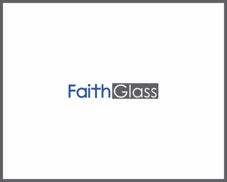 Faith Glass (a cross fro the t) A Logo, Monogram, or Icon  Draft # 157 by thebloker