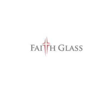 Faith Glass (a cross fro the t) A Logo, Monogram, or Icon  Draft # 166 by cracuz09