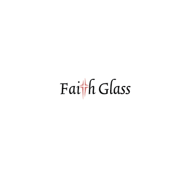 Faith Glass (a cross fro the t) A Logo, Monogram, or Icon  Draft # 167 by cracuz09