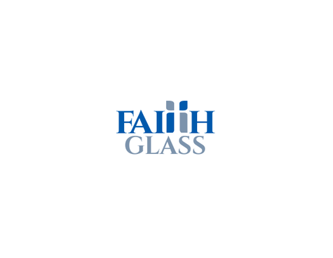 Faith Glass (a cross fro the t) A Logo, Monogram, or Icon  Draft # 170 by odc69