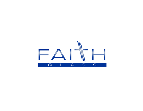 Faith Glass (a cross fro the t) A Logo, Monogram, or Icon  Draft # 173 by odc69