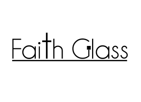 Faith Glass (a cross fro the t) A Logo, Monogram, or Icon  Draft # 196 by akosva