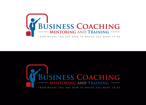 Business Training Mentoring Coaching  A Logo, Monogram, or Icon  Draft # 37 by LogoSmith2