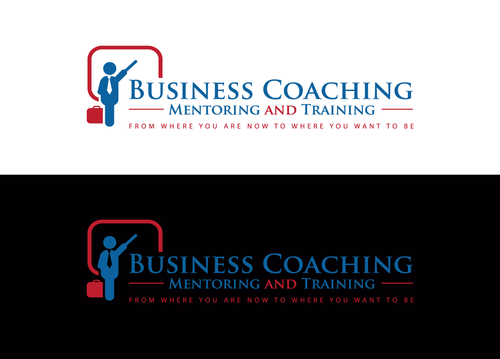 Business Training Mentoring Coaching  A Logo, Monogram, or Icon  Draft # 38 by LogoSmith2