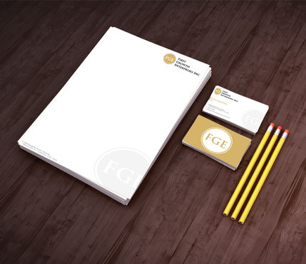Firsth Growth Enterprises Inc Business Cards and Stationery  Draft # 107 by AbdulMoiz