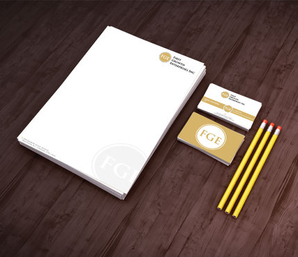 Firsth Growth Enterprises Inc Business Cards and Stationery  Draft # 108 by AbdulMoiz