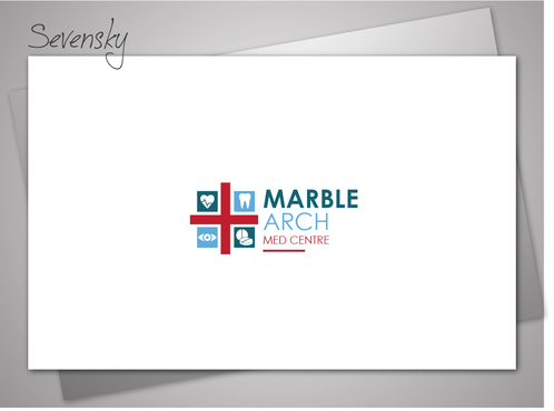 Marble Arch MED Centre Marketing collateral  Draft # 17 by sevensky