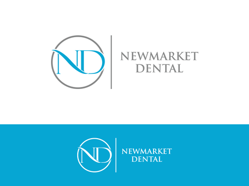 Newmarket Dental A Logo, Monogram, or Icon  Draft # 183 by inzdesign