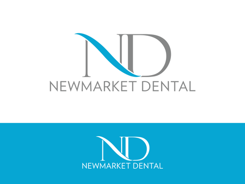 Newmarket Dental A Logo, Monogram, or Icon  Draft # 185 by inzdesign