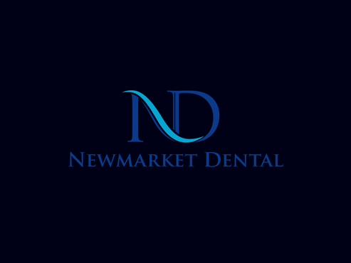 Newmarket Dental A Logo, Monogram, or Icon  Draft # 210 by inzdesign