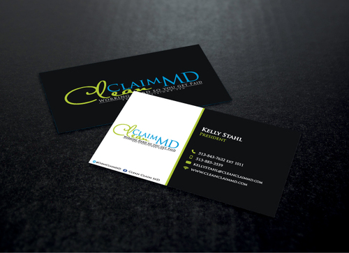 Clean Claim MD Business Cards and Stationery  Draft # 159 by AbdulMoiz