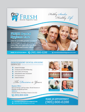 FRESH Dental Hygiene Care Marketing collateral  Draft # 41 by Achiver