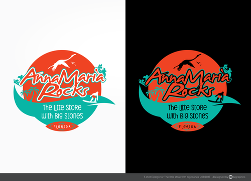 Anna Maria Rocks Other  Draft # 75 by ALgraphics
