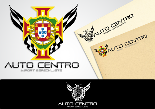 Auto Centro  A Logo, Monogram, or Icon  Draft # 76 by burtsdago