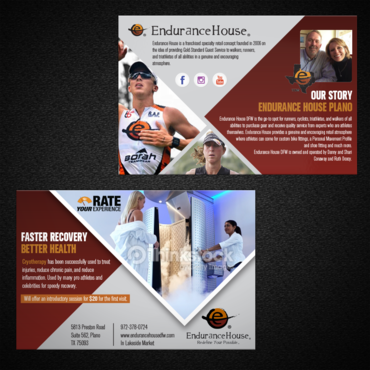 Endurance House Plano Marketing collateral  Draft # 4 by monski