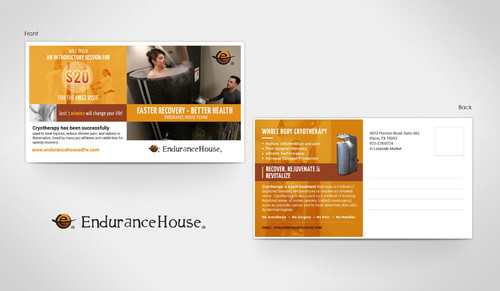 Endurance House Plano Marketing collateral  Draft # 15 by kripa
