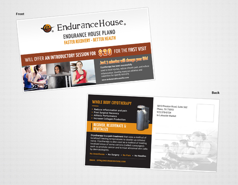 Endurance House Plano Marketing collateral  Draft # 29 by kripa