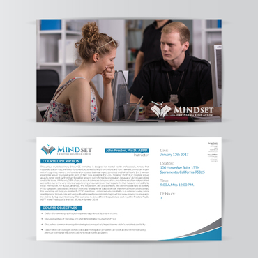 Education Postcard  Marketing collateral  Draft # 40 by deseinstein