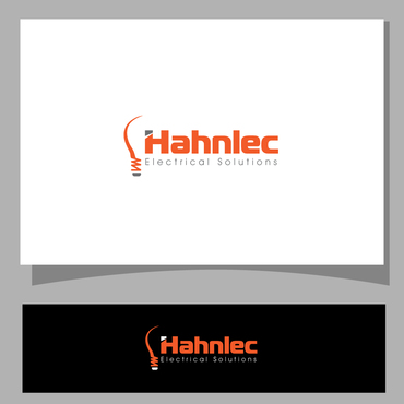 Hahnlec Electrical Solutions Complete Web Design Solution  Draft # 140 by maskman
