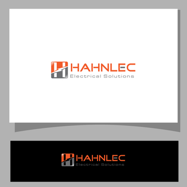 Hahnlec Electrical Solutions Complete Web Design Solution  Draft # 141 by maskman
