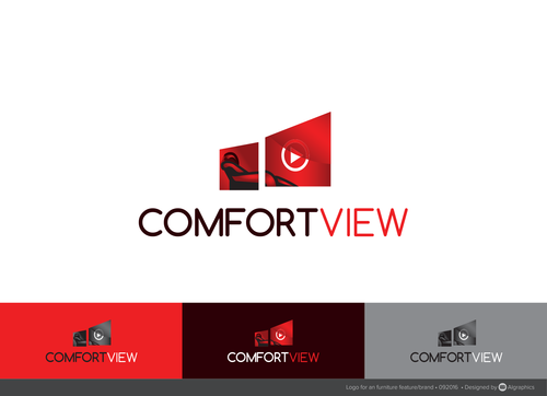 ComfortView A Logo, Monogram, or Icon  Draft # 613 by ALgraphics