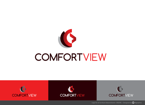 ComfortView A Logo, Monogram, or Icon  Draft # 615 by ALgraphics