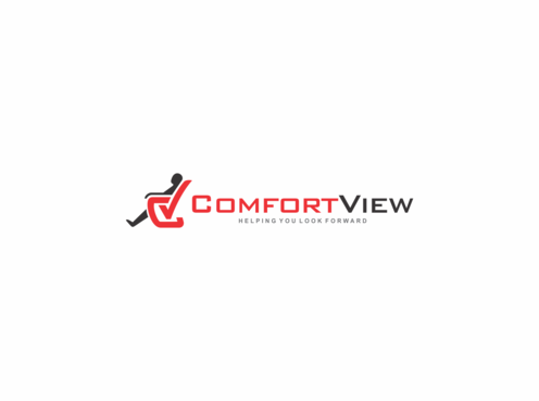 ComfortView A Logo, Monogram, or Icon  Draft # 617 by thebloker