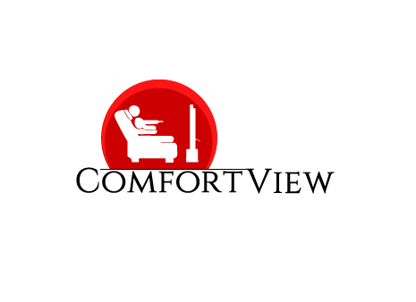 ComfortView A Logo, Monogram, or Icon  Draft # 618 by pixeldimension