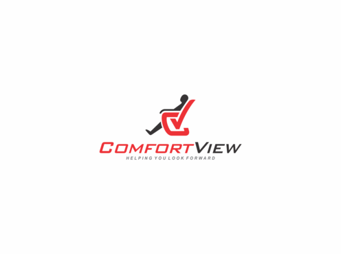 ComfortView A Logo, Monogram, or Icon  Draft # 619 by thebloker