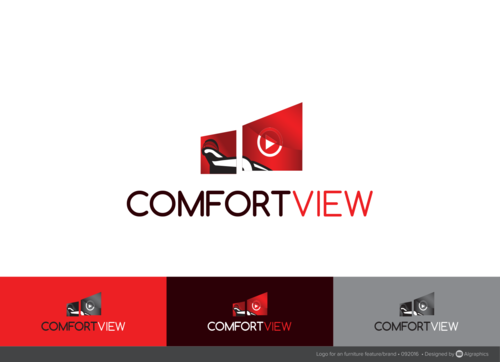 ComfortView A Logo, Monogram, or Icon  Draft # 623 by ALgraphics