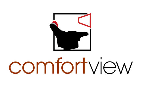 ComfortView A Logo, Monogram, or Icon  Draft # 630 by ThinkTwice