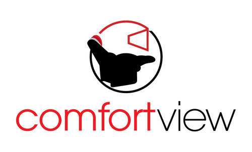 ComfortView A Logo, Monogram, or Icon  Draft # 631 by ThinkTwice