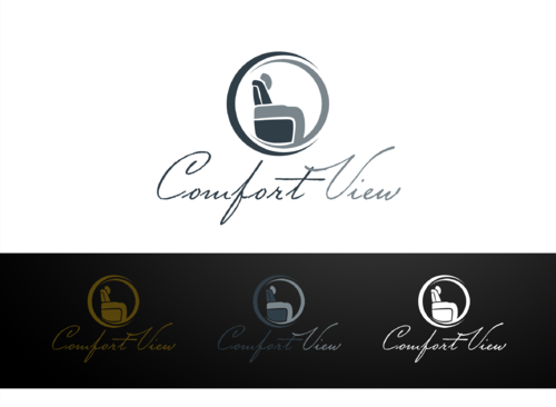 ComfortView A Logo, Monogram, or Icon  Draft # 638 by Tensai971