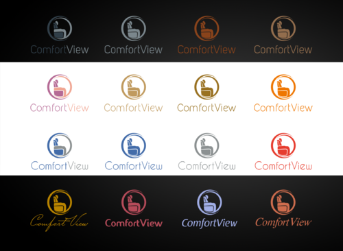 ComfortView A Logo, Monogram, or Icon  Draft # 640 by Tensai971