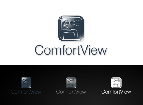 ComfortView A Logo, Monogram, or Icon  Draft # 642 by Tensai971