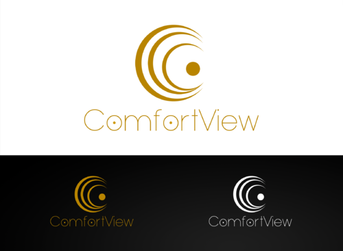 ComfortView A Logo, Monogram, or Icon  Draft # 644 by Tensai971