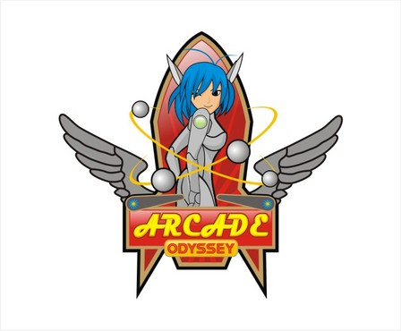 Arcade Odyssey A Logo, Monogram, or Icon  Draft # 121 by vable