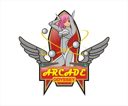 Arcade Odyssey A Logo, Monogram, or Icon  Draft # 123 by vable