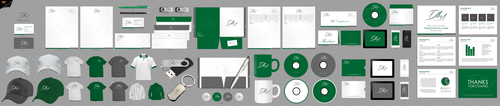 D&M Asociados Business Cards and Stationery Winning Design by einsanimation