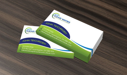 Business Cards, Envelopes, Letterheads Business Cards and Stationery  Draft # 2 by webhubsolution