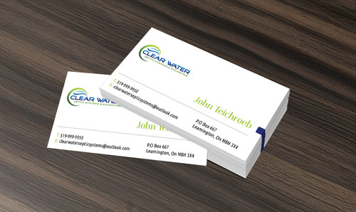 Business Cards, Envelopes, Letterheads Business Cards and Stationery  Draft # 3 by webhubsolution