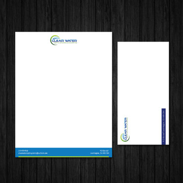 Business Cards, Envelopes, Letterheads Business Cards and Stationery  Draft # 4 by webhubsolution