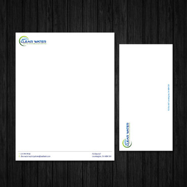 Business Cards, Envelopes, Letterheads Business Cards and Stationery  Draft # 6 by webhubsolution