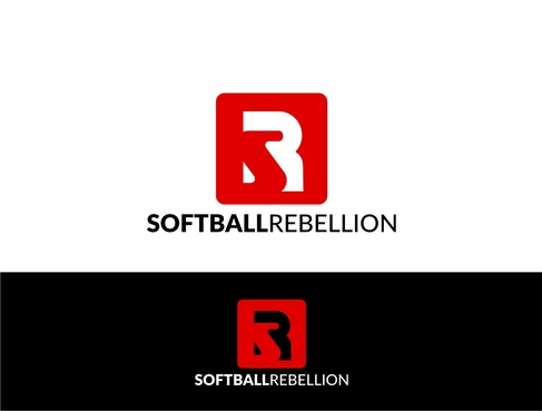 Softball Rebellion A Logo, Monogram, or Icon  Draft # 76 by nellie
