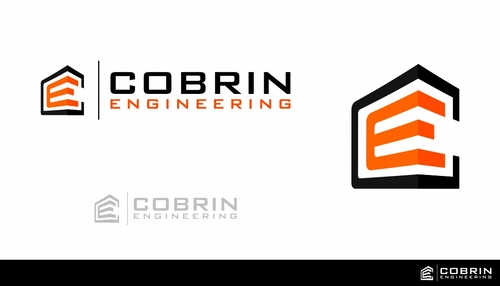 Cobrin Engineering A Logo, Monogram, or Icon  Draft # 275 by Graphicon