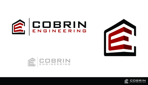 Cobrin Engineering A Logo, Monogram, or Icon  Draft # 276 by Graphicon
