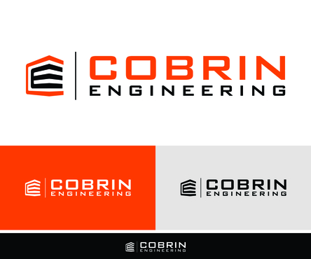 Cobrin Engineering A Logo, Monogram, or Icon  Draft # 373 by Graphicon