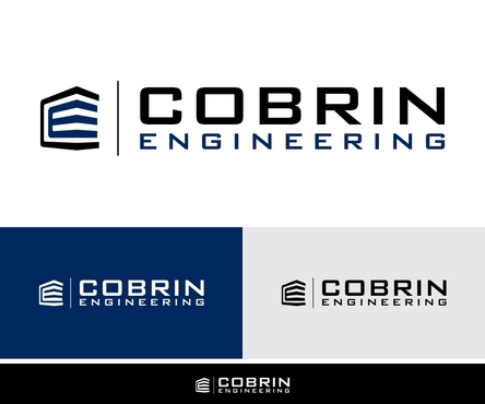 Cobrin Engineering A Logo, Monogram, or Icon  Draft # 375 by Graphicon